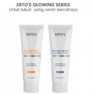 ERTOS Instant Day Night Whitening Lotion