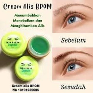 Cream Alis Mbak Ireng