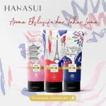 Hanasui Perfume Body Lotion