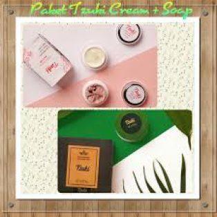 Paket Cream Tzuki + Sabun