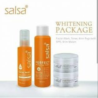 Salsa Whitening Package Series