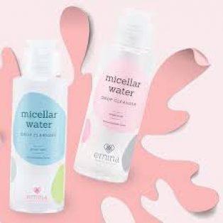 Emina Micellar Water Drop Cleanser 100 ml BPOM