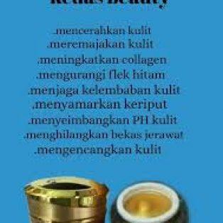 Jual Cream Gold Jelly Kedas Beauty